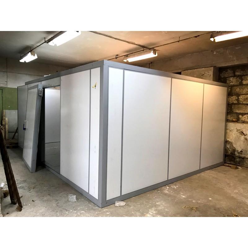 Монтаж Холодильных Морозильных Камер в Крыму с Гарантией
