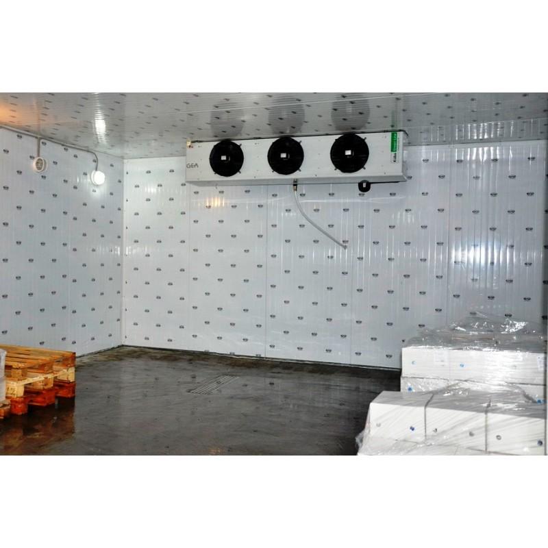 Камеры Морозильные для Хранения Продукции. Установка, Гарантия