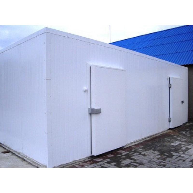 Морозильные холодильные камеры для предприятий питания.Доставка,установка