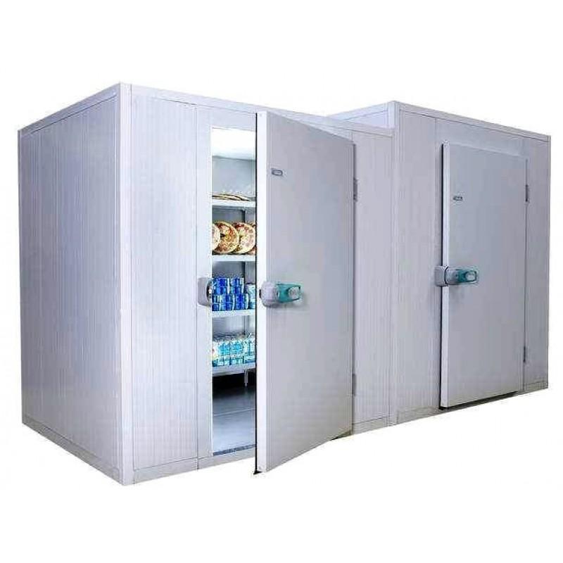 Камеры морозильные хранения продукции в Крыму. Установка, гарантия