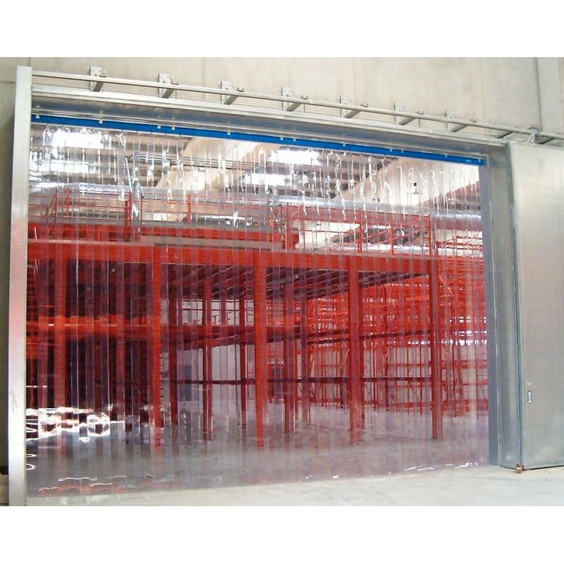ПВХ- Завеса для Cварочных Постов (Красный, Бронзовый)