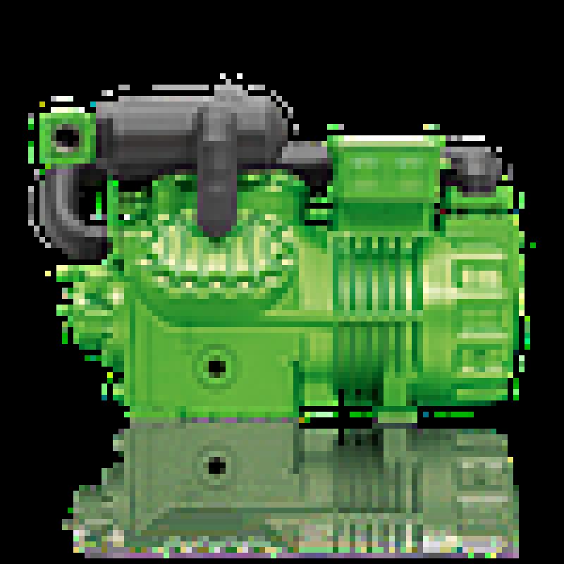 Компрессор Bitzer 6HE-28Y