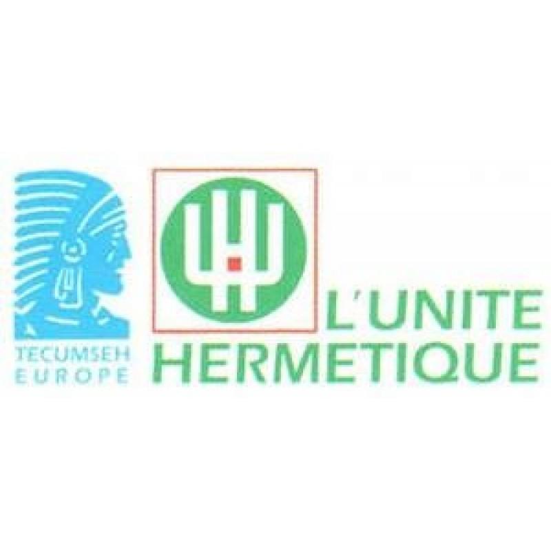 Компрессор Tecumseh Europe L'Unite Hermetique CAJ 2428 Z низкотемпературный LBP (R-404a)